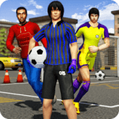 Street Soccer Stars League 2018: World Pro Manager
