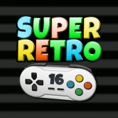 SuperRetro16 (SNES Emulator)