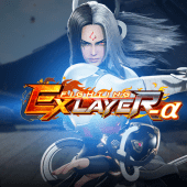 FIGHTING EX LAYER -α